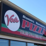 Voc's Dunns Corners Pizza — Westerly, RI